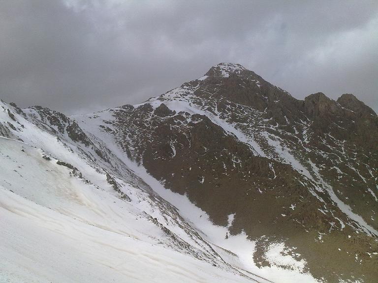قله پره داس